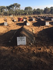 Refugee Cemetery